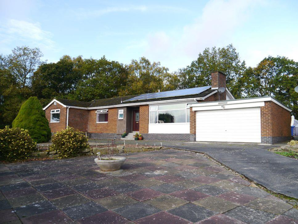 4 Bedrooms Detached Bungalow for sale in Trajan Walk, Heddon-On-The-Wall
